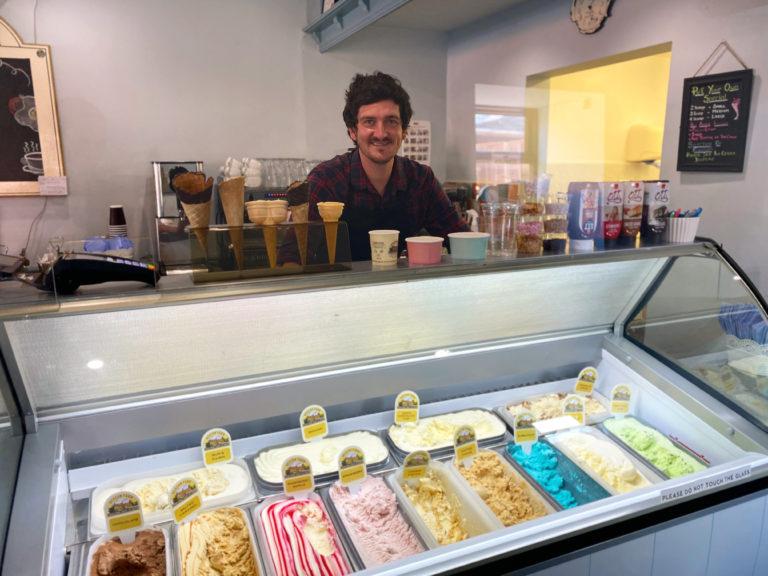 Matt | Beacon Farm Ice Cream